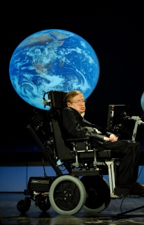 Stephen Hawking NASA 50th